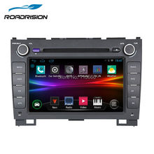 "1024*600 Android 4.4.4 quad Core 8"" CAR DVD PLAYER GPS Navigation For Great Wall Hover H3 H5 wifi central multimedia automotive"