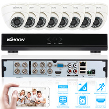 KKmoon Home CCTV System 8ch CCTV Surveillance DVR 800TVL Security Camera System 8 Channel 960H/D1 DVR Video Surveillance Kit