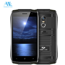"HOMTOM ZOJI Z6 IP68 Waterproof Cell phone MTK6580 Quad Core 4.7"" 1GB RAM 8GB ROM Android 6.0 5.0MP Fingerprint OTA Mobile Phone"