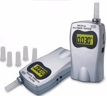 Highly Recommended Portable Good Breathalyzer/Excellent Quality Breath Alcotester For Policemen