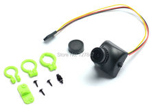 700 TVL 700TVL Camera w/ 2.8mm wide angle lens COMS Camera lens Trigger Angle Adjustment Seat for FPV Race RC Quad Drone QAV210(China)