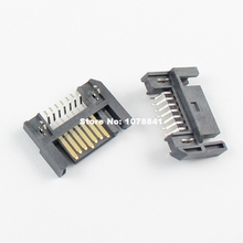5pcs Per Lot Sata 7 Pin SMT SMD Male Date Adapter Connector For Hard Drive HDD