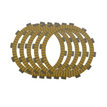 Motorcycle Engine Parts Clutch Friction Plates Kit For Kawasaki EX250 Ninja 250 / 250R 2006-07 ZZR250 ZZR 250 / EL250 Eliminator