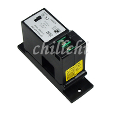 Output 0-10V DC current transmitter AC current sensor AC0-10 / 20/50/100/150(China)