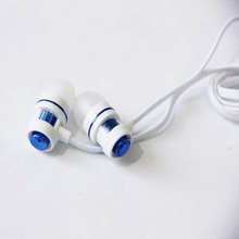 3.5mm In-ear Piston Binaural Stereo Earphone Headset with Earbud Listening Music for iPhone HTC Smartphone MP3