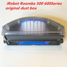 New For iRobot Roomba 500 600 Series Aero Vac Dust Bin Filter Aerovac bin collecter 510 520 530 535 540 536 531 620 630 650(China)