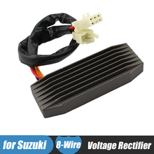 Motorcycle Regulator Rectifier 12v 2 Plug Motor Voltage Rectifier For Suzuki VS1400 VS1400GLP Intruder Boulevard S83 1987-1995