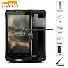 "Blackview BV8000 Pro IP68 Waterproof Cellphone MTK6757V Octa Core Android 7.0 Mobile Phone 5.0"" FHD 6GB RAM 64GB ROM 4000mAh NFC(China)"