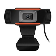 Newest USB 2.0 PC Camera 640X480 Video Record HD Webcam Web Camera with MIC for Computer PC Laptop Skype MSN(China)