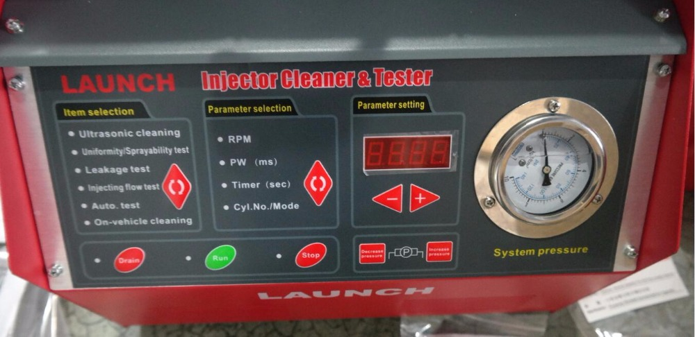 Original-Launch-CNC-602A-fuel-injector-cleaner-tester-cnc-602a-6-Injecting-flow-test-Ultrasonic-cleaning