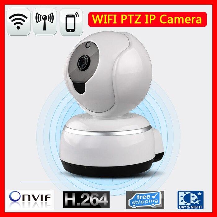 2017 Newest 720P HD IP Camera WiFi Smart Wireless CCTV Home Security System Intercom Video Surveillance Baby Monitor<br><br>Aliexpress