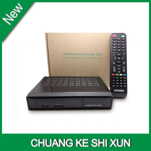 Hot selling high end Singapore starhub box zgemma star h2 combo dvbs2 dvbt t2 can watch all starhub channels