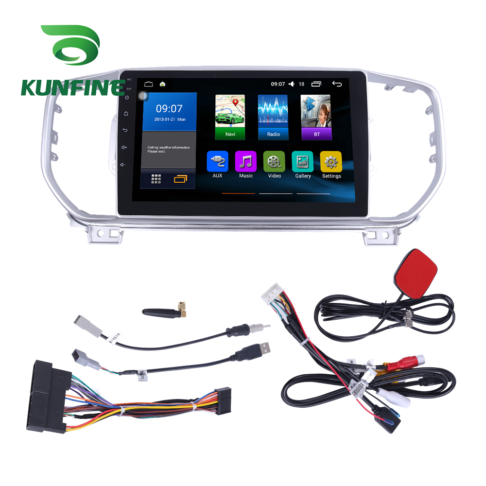 Android Car DVD GPS Navigation Multimedia Player Car Stereo For KIA KX5 Sportage 2016 Radio Headunit (11)