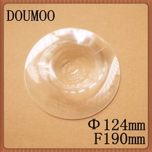 Optical PMMA Plastic Fresnel Lens diameter 124 mm Focal Length 190 mm for Projector Plane Magnifier Solar concentrator