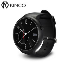 KINCO 2GB 16GB Smart Watch Phone IP67 SIM Card 3G WIFI Sleep Tracking APP GPS Movement Heart Rate Monitor Smart Watches(China)