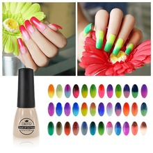 Elite99 Mood Temperature Change Nail Gel Polish 54 Colors 7ml Mood Nail Polish Soak Off UV LED Nail Polish Gel Varnish