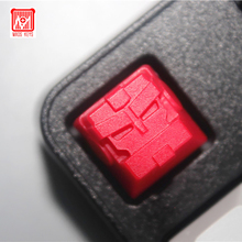 Handcraft design ECS R4  BRO Optimus Gaming Mechanical Keyboard KeyCap Suitable Multimedia for Cherry MX PBT Keycaps