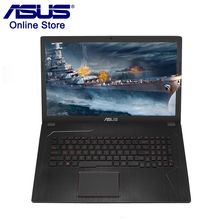 Asus laptop Brand ZX53VD7700 8GB RAM 1TB ROM Windows 10 System 2.8GHz + 4GB GDDR5  15.6 inch Nvidia Intel i7 bluetooth notebook