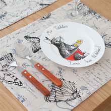 Table Decoration Accessories Black Butterfly Placemat Tableware Pad Coaster Cutlery Set Mat for New Year Celebrate Wedding Decor
