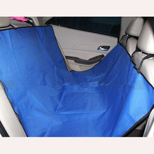 Pet dogs and cats car cushion pet Hammock bed in the car Waterproof Mats Anti-Mud Back Car Seat Cover for the medium or huge dog