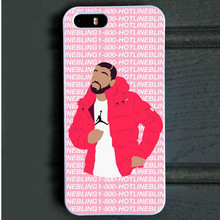 Funny emoji Hard Cover Back Case for iPhone SE 4S 5C 5s 6 6s Plus Hotline bling if you are reading this please buy my case