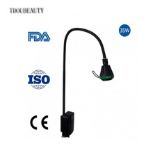 TDOUBEAUTY Dental Desktop Halogen Surgical Exam Light Lamp Examination Lights 35W KD-201B-1 Free Shipping(China)