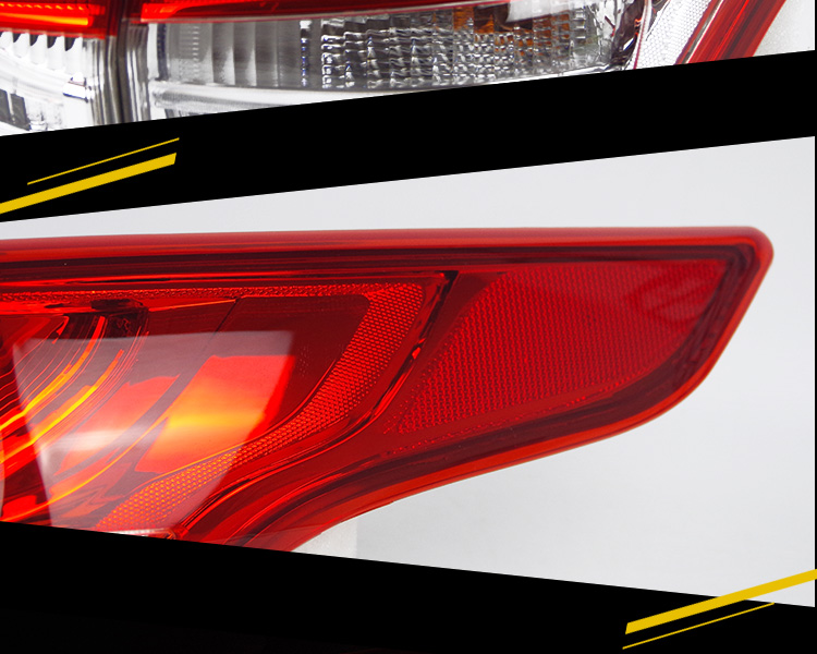 AKD Car Styling for Ford Kuga Tail Lights 2013-2016 New Focus Sedan LED Tail Light Rear Lamp DRL+Brake+Park+Signal