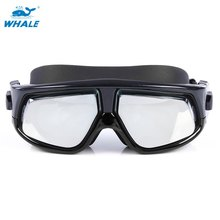 WHALE Myopia Diving Goggles Anti Fog UV Protection Swimming Goggles Polarized Glasses Spectacles Swimming Equipment