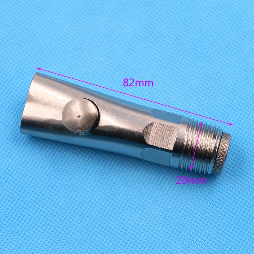 5Pcs Automatic Pig Water Drinker Nipples Stainless Steel Prevent Splash Tool