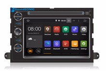 Pure Android 5.1.1 System HD Screen For Ford Explorer 2006-2010 Autoradio GPS System Car Stereo System Media Multimedia System