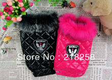 Retail  New Arrival Noble Pet Dogs Winter Vest Coat  Free Shipping By china post Dogs clothes