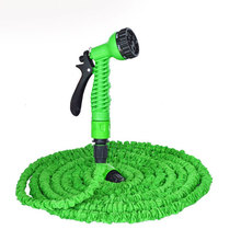 Expandable Magic Flexible Garden Hose To Watering With Spray Gun Garden Car Water Pipe Hoses Watering Cool 25-150FT