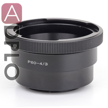 lens adapter work for Pentacon 6 Kiev 60 to Olympus OM4/3 E-5 E-7 E420 E620 E520 E-410 E-510 E500 E3 E510 e-300 EVOLT(China)