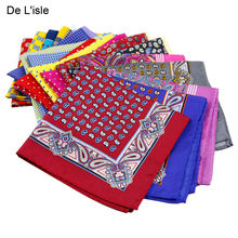 Spring New Arrival 100% Natural Silk Handmade Pocket Handkerchief Pocket Square Hanky With Giftbox(China)