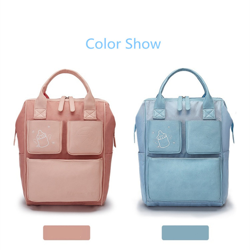 Baby Items Organizer Family Travel Bag Backpack Infant Stroller Bag For Kids Nappie for Baby Diaper for Mother Wet Shoulder Bags01