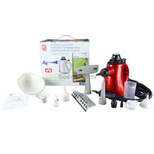 KJ119R 110V Handheld Steam Cleaner, Multi-Purpose Steamer Cleaning Machine for Home Using Fast Free Shipping