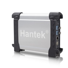 Hantek DSO3254A Digital Oscilloscope 250Mhz Bandwidth USB PC Automotive Osciloscopio 4Channels Logic Analyzer +Signal Generator