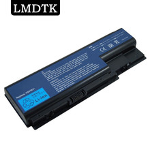 LMDTK  New 8 cells laptop battery for Acer AS07B31 AS07B32 AS07B41 AS07B42 AS07B51 AS07B52 AS07B71 AS07B72 Free shipping