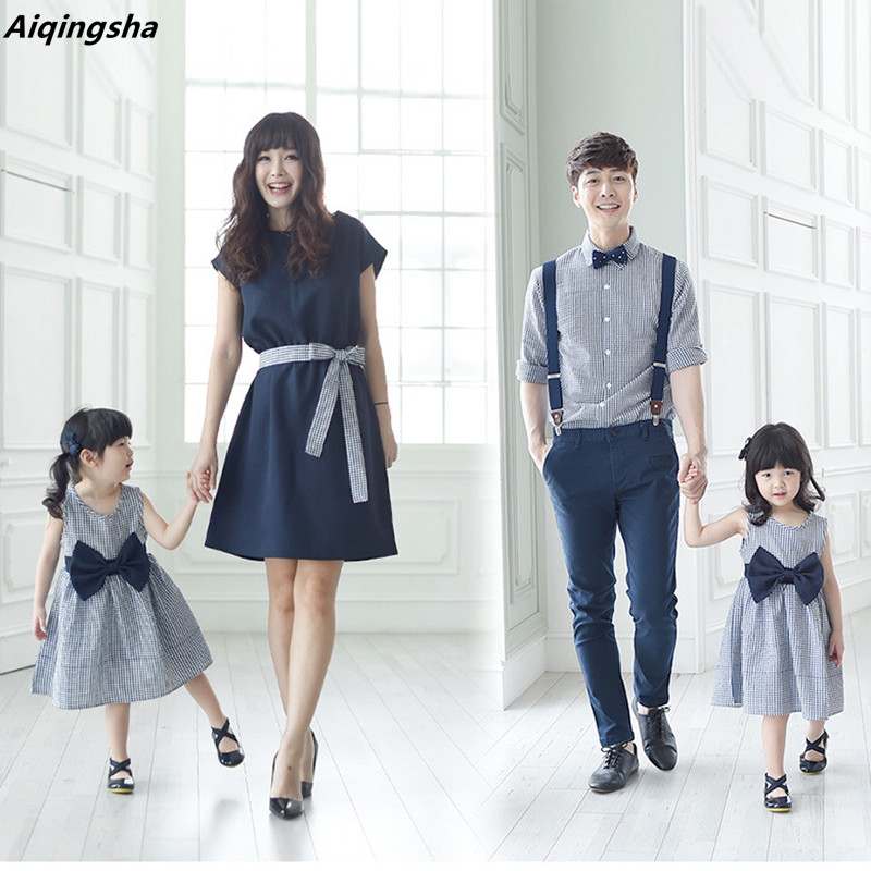 Hot Fashion Mini Boss Matching T Shirts Mother Daughter Son Pa Child Tops Tee In Family Outfits From Kids On Aliexpress