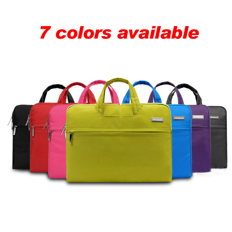 Waterproof  Fashion 11,12,13,14 15.6 inch Universal Laptop Ultrabook Notebook Skin Bag for Macbook Air Pro Sleeve Case Women Men<br><br>Aliexpress