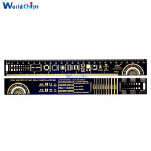 25CM PCB Ruler For Electronic Engineers Measuring Tool PCB Reference Ruler Chip IC SMD Diode Transistor Package Electronic Stock(China)