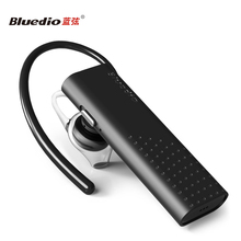 Business Style Bluedio DF7 Touch Control Ear Hook Smart Wireless Bluetooth Headset Stereo Sports Headphone Earphone With Mic