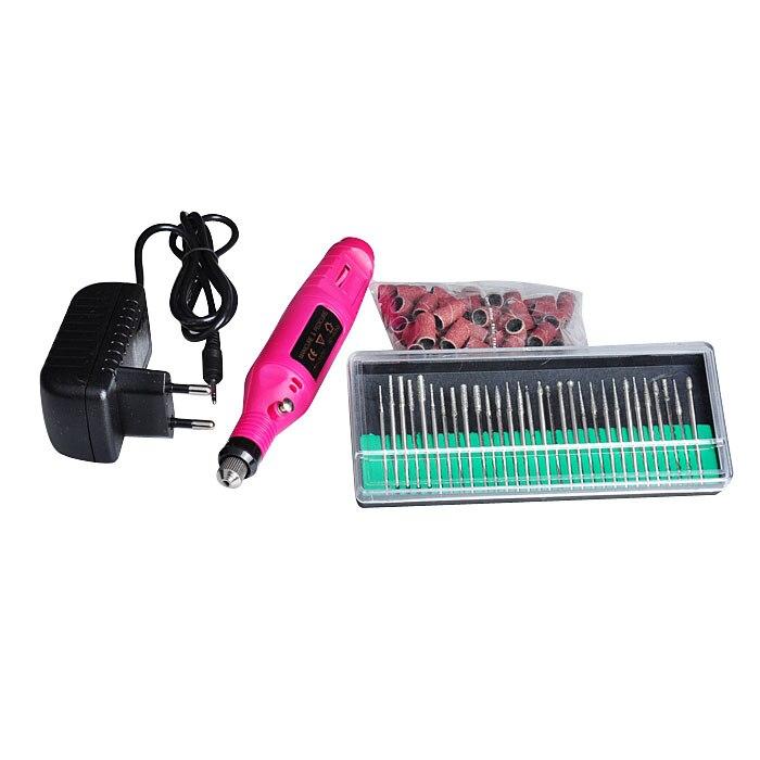 Biutee Electric Professional Nail Manicure Drill Machine Nail File Art Pen Polish Drill Equipment Tools US/EU Plug<br>