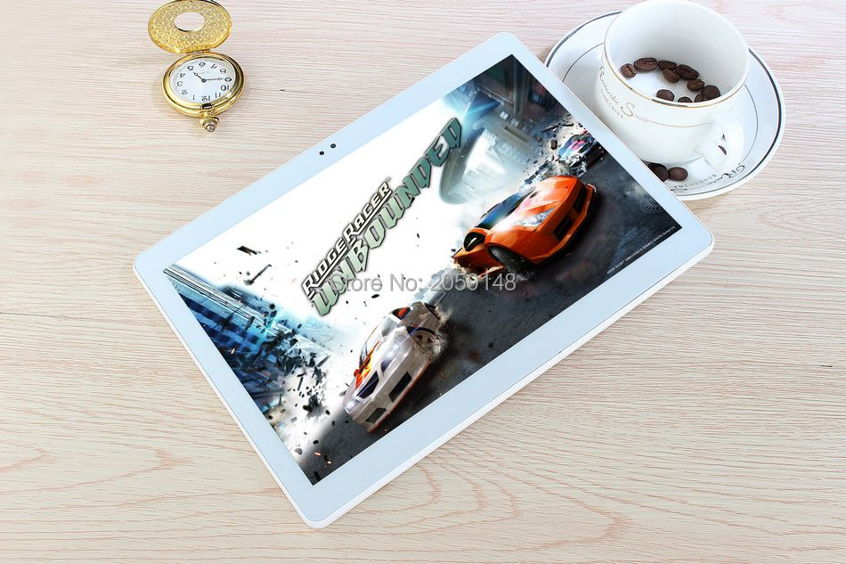 2017 New 10 inch 4G LTE Tablets Deca Core Android 7.0 RAM 4GB ROM 128GB Dual SIM Cards 1920*1200 IPS  10.1 inch Tablet PCs+Gifs