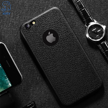 KRY Luxury Plating TPU Silicone Phone Case For iphone 6 Cases 6s Plus Plating Frame Cover For iphone 7 Cases 7 Plus Capa Coque(China)