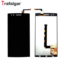 "Trafalgar For OPPO Find 5 X909 LCD Display Touch Screen Digitizer Assembly Replacement 1920x1080 For 5.5"" OPPO X909 Display"