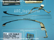 New Original LCD LED Video Flex Cable For HP Pavilion G6 G6-1000(Version 1) Laptop Screen Display Cable DD0R15LC000 DD0R15LC050
