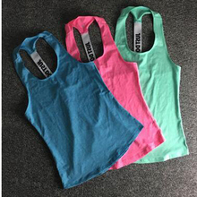 Professional sports vest vest loose running fitness female Xia Yuga thin dry best choice breathable blouse Camisole movement