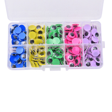 160/200Pcs/set Plastic Dolls Wiggle Eyes DIY Supply Scrapbooking Crafts Color Mixed Wholesale Price
