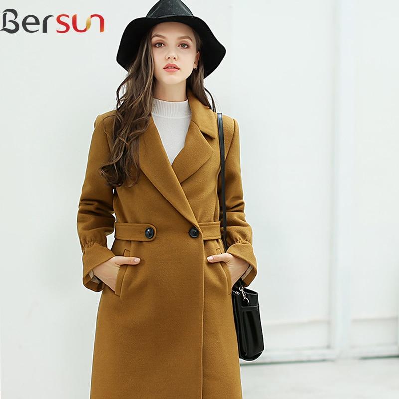 Online Buy Wholesale cheap wool coats women from China cheap wool ...